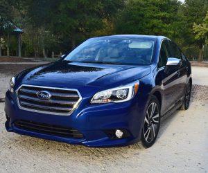 2017 subaru legacy sport hd road test review car revs. Black Bedroom Furniture Sets. Home Design Ideas