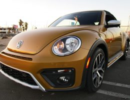2017 VW Beetle DUNE Cabriolet – Road Test Review – By Ben Lewis