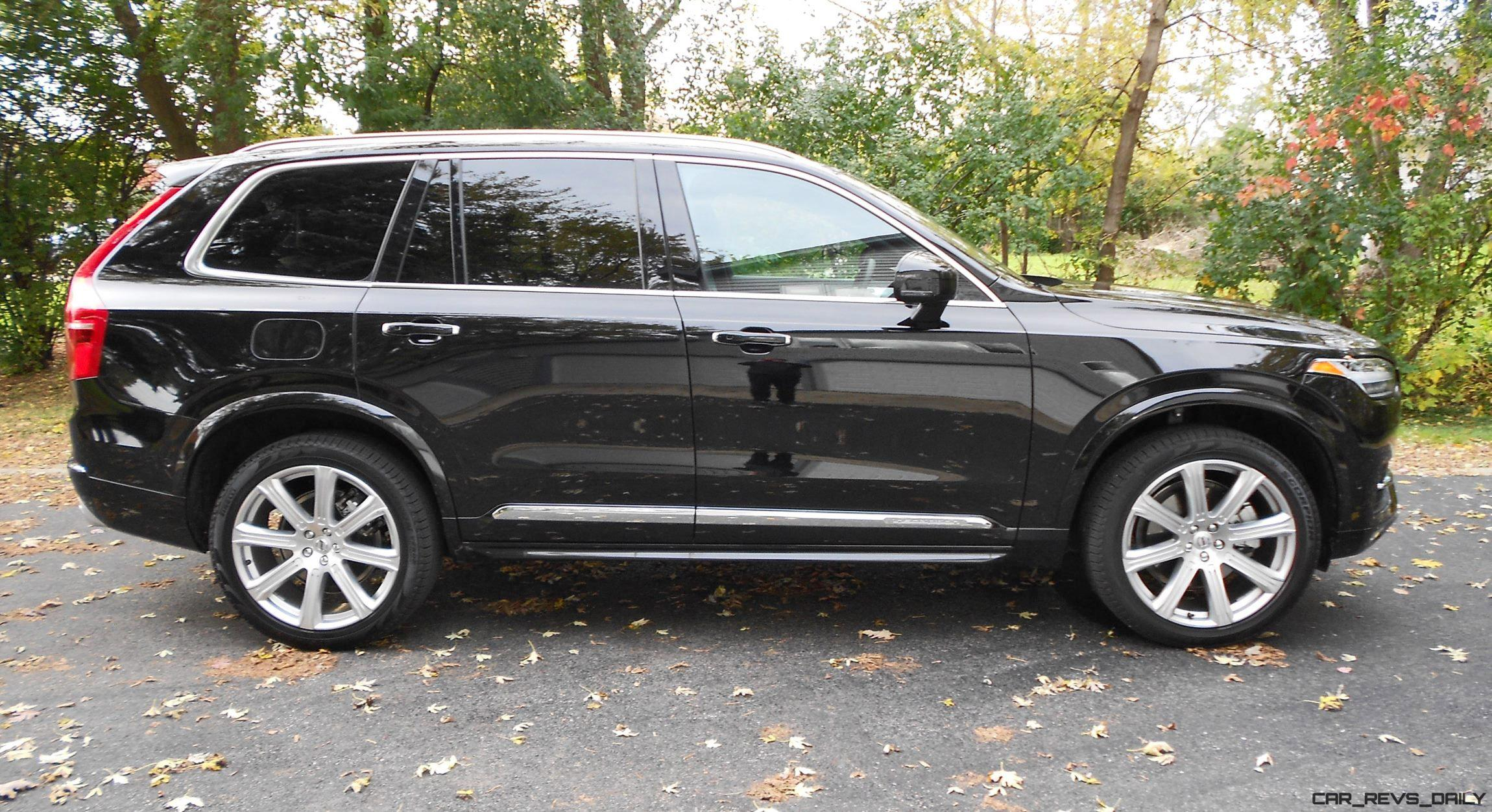 2017 Volvo Xc90 Road Test Review By Ken Hawkeye Glassman