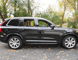 "2017 Volvo XC90 – Road Test Review – By Ken ""Hawkeye"" Glassman"
