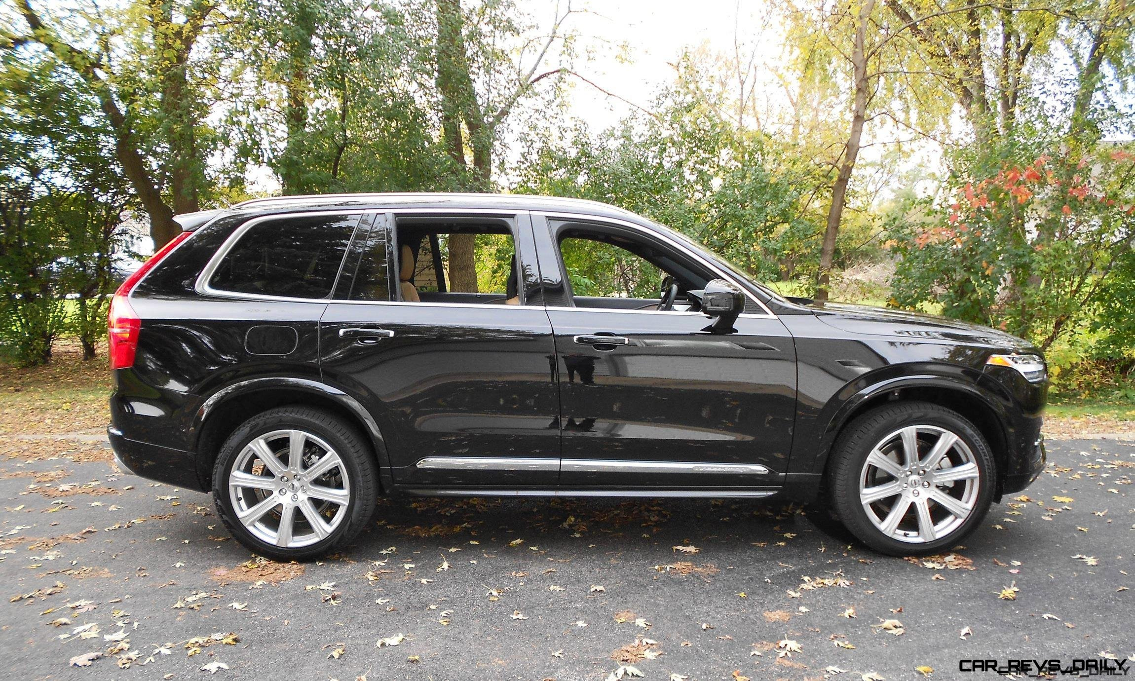 2017 volvo xc90 road test review by ken hawkeye glassman. Black Bedroom Furniture Sets. Home Design Ideas