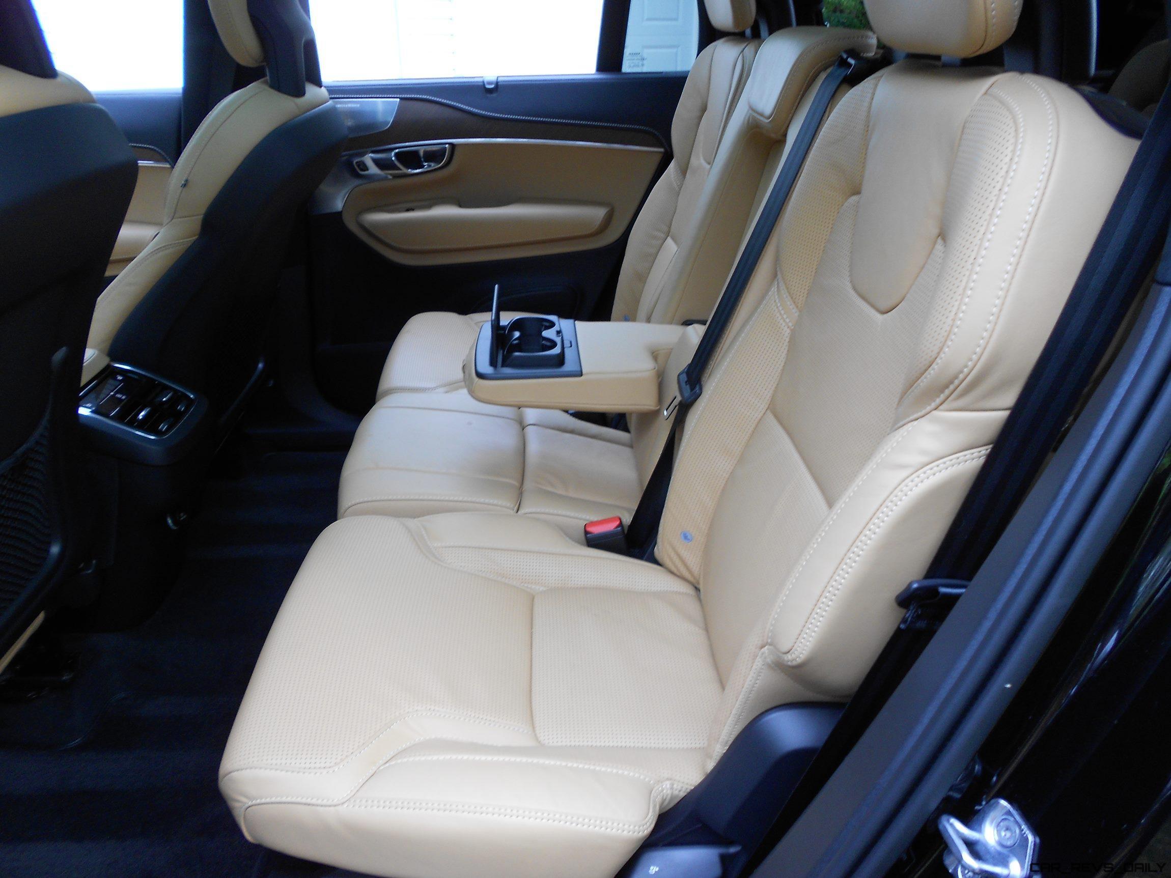 2017 Volvo Xc90 T6 Inscription Awd Interior Photos 2