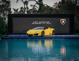 Rear-Drive Ragtop!  2017 Lamborghini Huracan LP580 SPYDER
