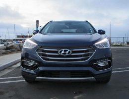 2017 Hyundai Santa Fe SPORT 2.0T AWD – Road Test Review – By Ben Lewis