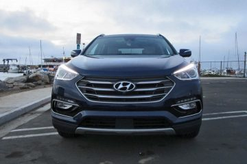 2017 Hyundai Santa Fe SPORT 2.0T AWD – Road Test Review – By Ben Lewis