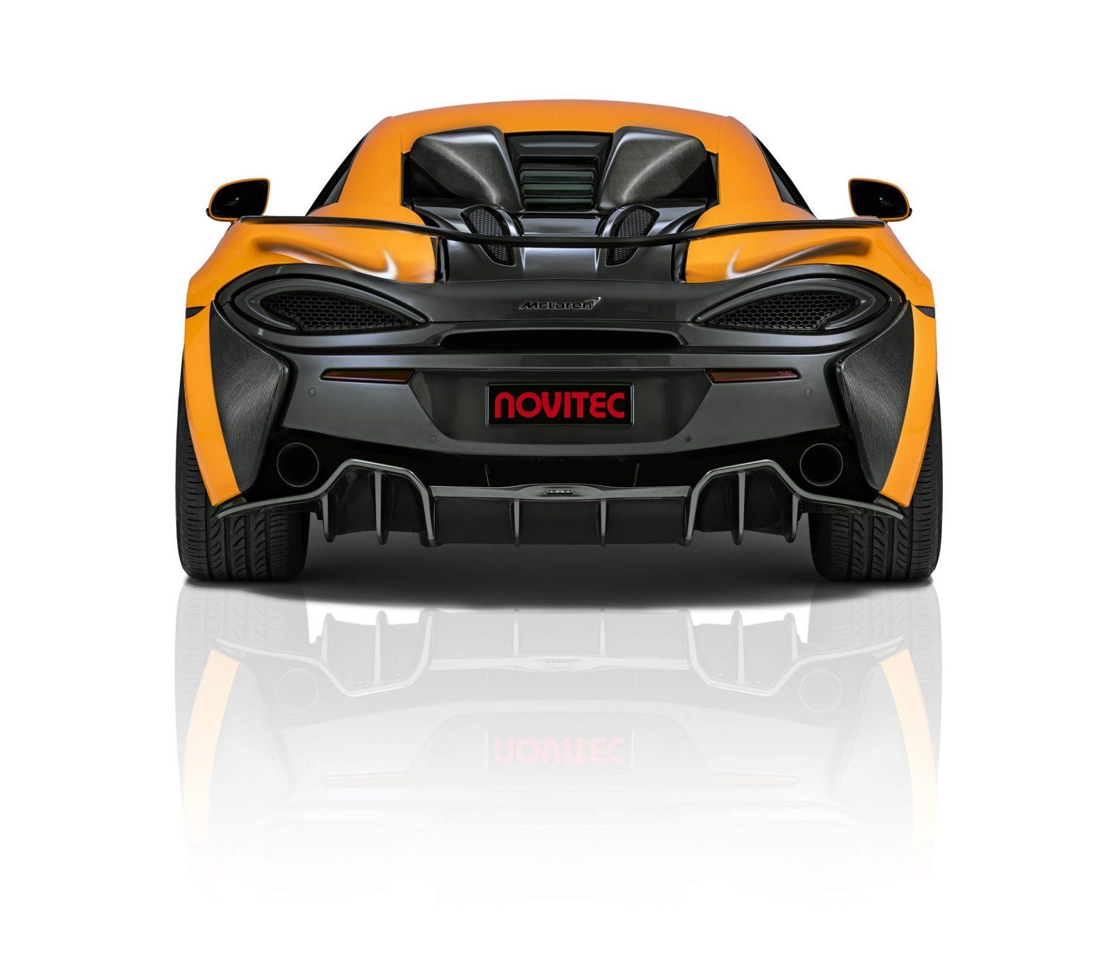 2017 Mclaren 570s Camshaft: 2.9s, 646HP 2017 Novitec MCL57 McLaren 570S » CAR SHOPPING