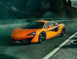2.9s, 646HP 2017 Novitec MCL57 McLaren 570S