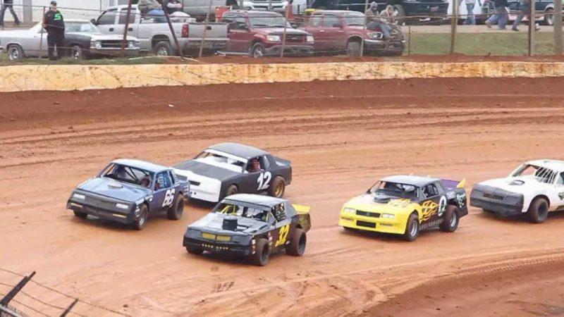 Dirt Car Race Tracks Near Me