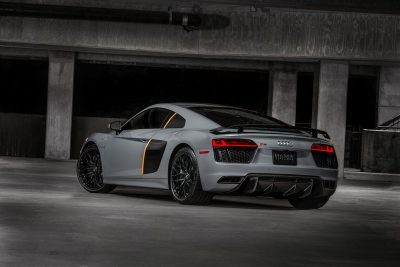 Audi R8 V10 Plus Exclusive Edition (rear fascia)