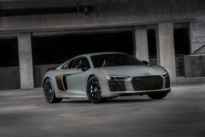 Audi R8 V10 Plus Exclusive Edition (front fascia)