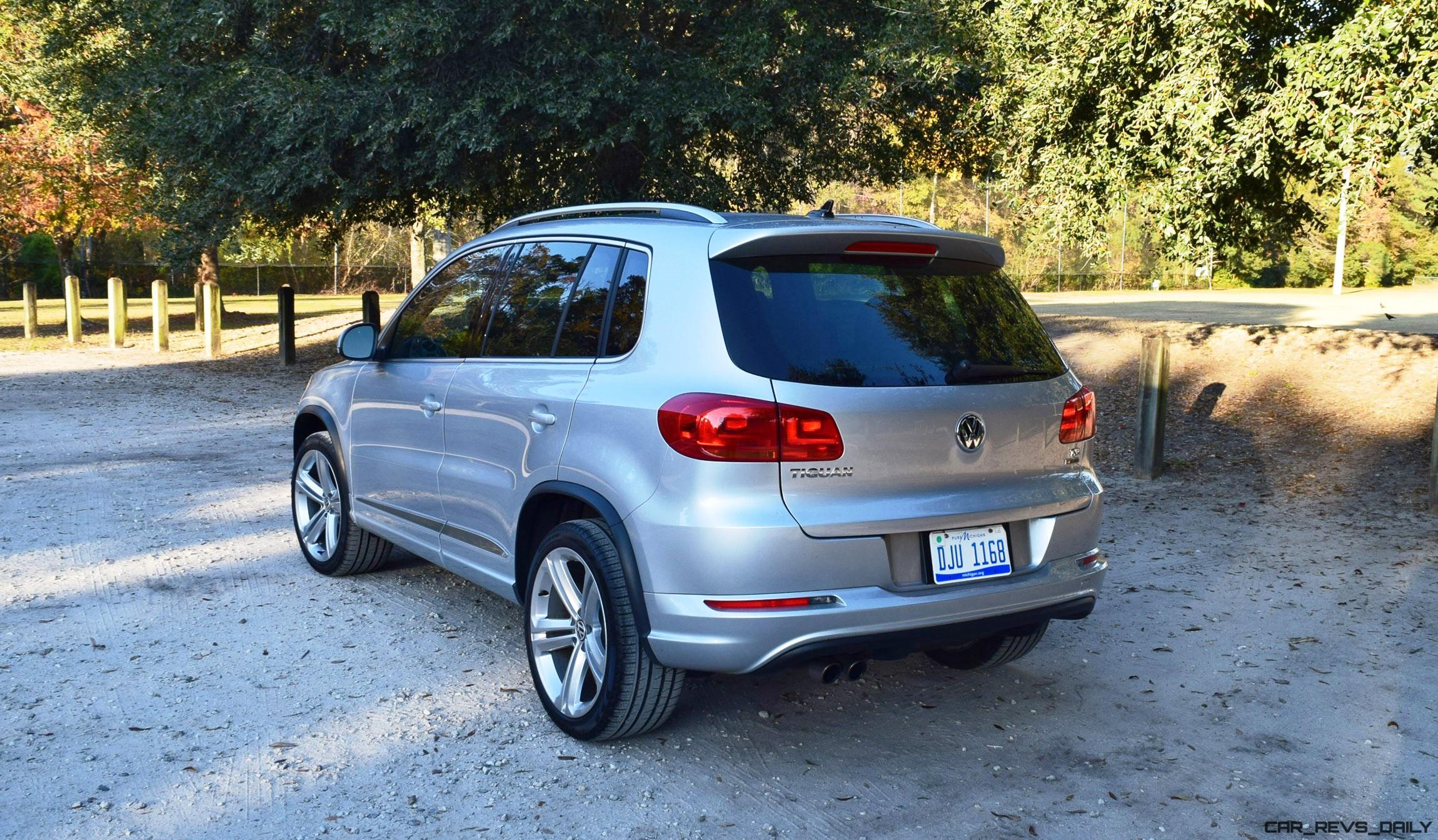 2016 vw tiguan r line review 15. Black Bedroom Furniture Sets. Home Design Ideas
