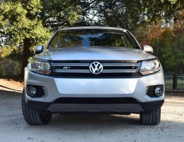 2016 Volkswagen TIGUAN R-Line 4Motion – Road Test Review – By Tom Burkart