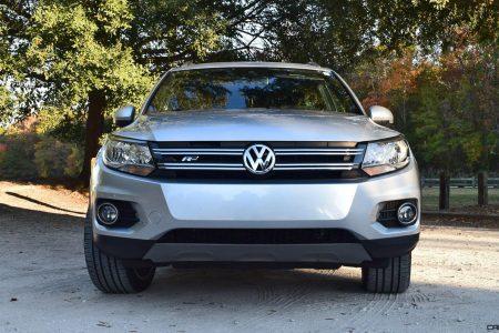 2016 Volkswagen Tiguan R Line 4motion Road Test Review By Tom Burkart