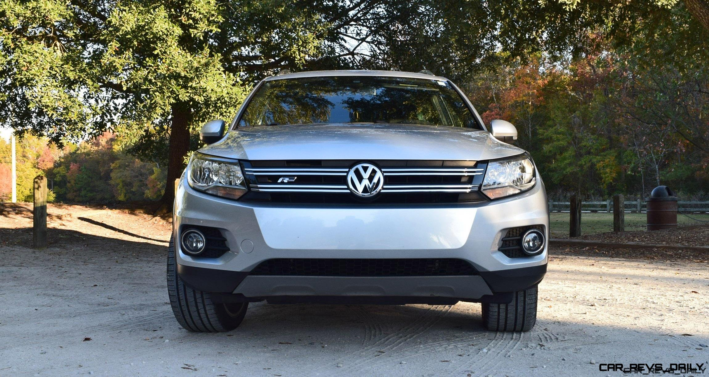 2016 Volkswagen TIGUAN R-Line 4Motion - Road Test Review - By Tom