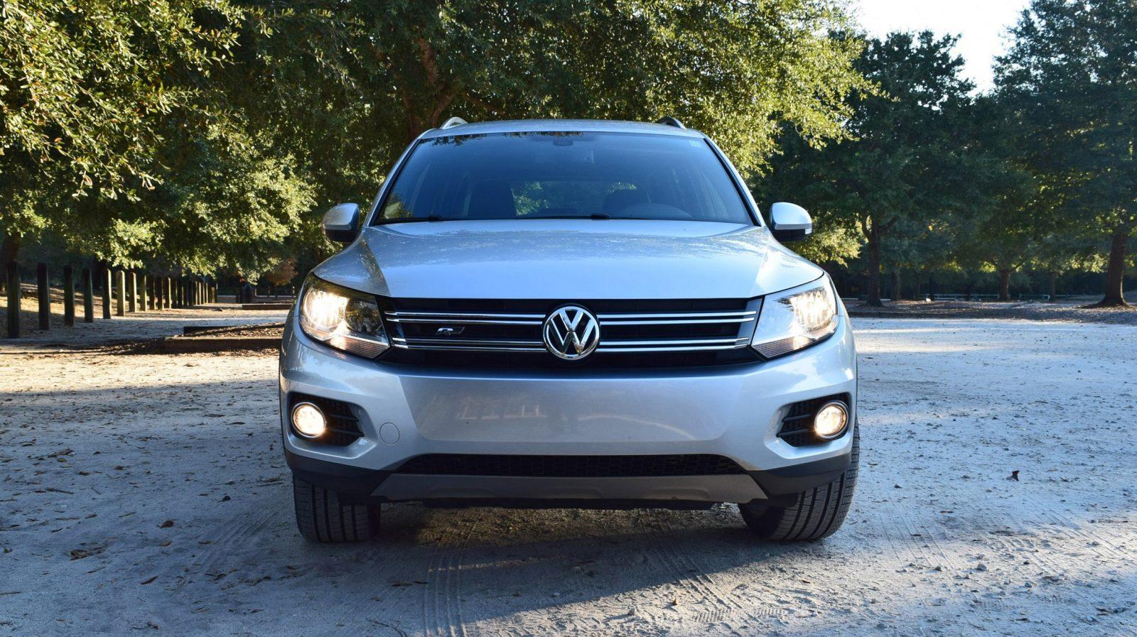 2016 Volkswagen TIGUAN R-Line 4Motion - Road Test Review - By Tom Burkart » Car-Revs-Daily.com