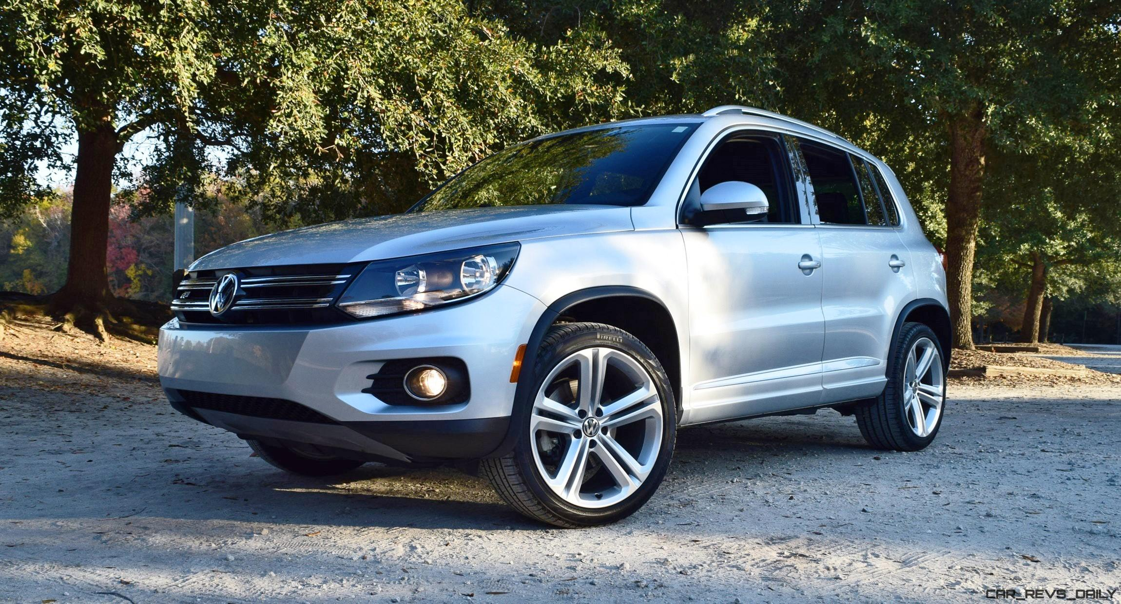 2016 volkswagen tiguan r line 4motion road test review. Black Bedroom Furniture Sets. Home Design Ideas