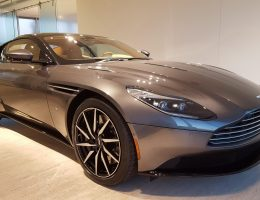 Elegance Rebooted – 2017 Aston Martin DB11 First Look – By Carl Malek