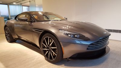 Elegance Rebooted Aston Martin DB First Look By Carl Malek - Aston martin troy