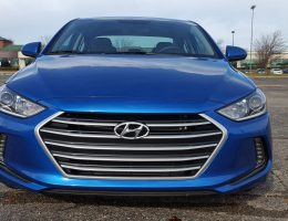 Road Test Review - 2017 Hyundai Elantra Eco - By Carl Malek