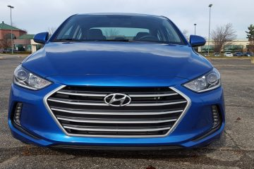 Road Test Review – 2017 Hyundai Elantra Eco – By Carl Malek
