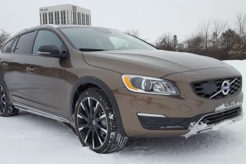 Road Test Review – 2017 Volvo V60 Cross Country Platinum – By Carl Malek