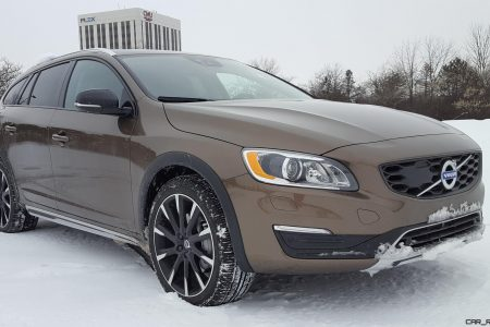 Road Test Review 2017 Volvo V60 Cross Country Platinum By Carl Malek