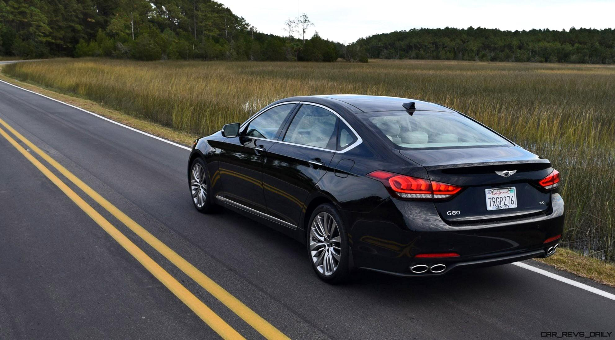 2017 Genesis G80 5 0 Ultimate Hd Road Test Review 15