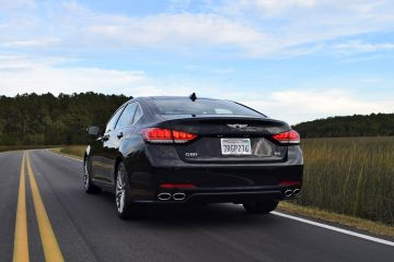2017 Genesis G80 5.0 Ultimate – HD Road Test Review – By Tom Burkart