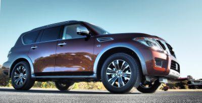 2017 Nissan ARMADA Platinum 14