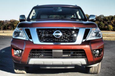 2017 Nissan ARMADA Platinum 15