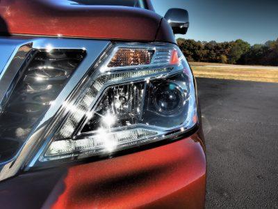 2017 Nissan ARMADA Platinum 21