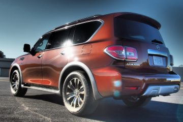 2017 Nissan Armada Platinum – Road Test Review – By Lyndon Johnson