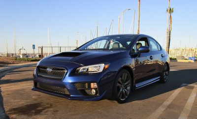2017 Subaru WRX Limited Sport Lineartronic - Road Test