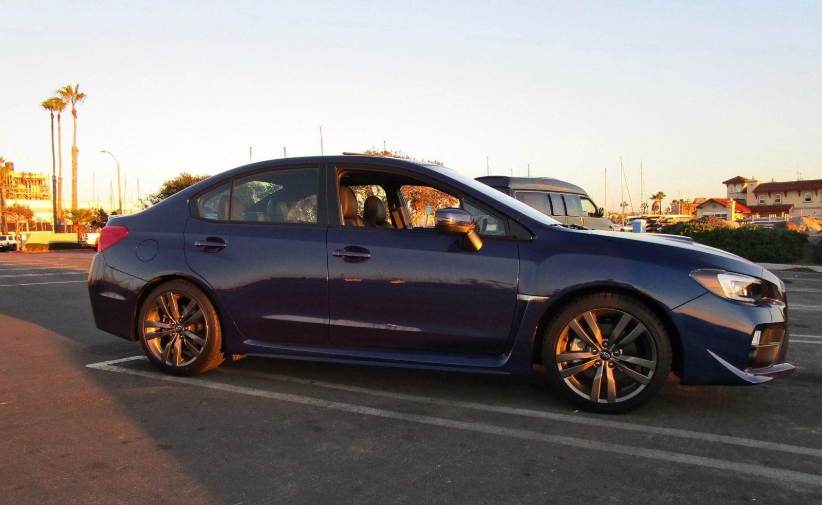 2017 Subaru Wrx 4