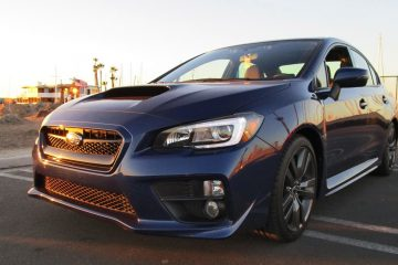 2017 Subaru WRX Limited Sport Lineartronic – Road Test Review – By Ben Lewis
