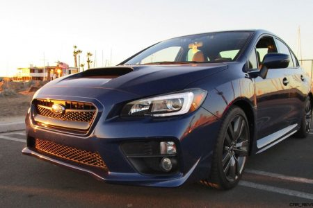 2017 Subaru Wrx Limited Sport Lineartronic Road Test Review By Ben Lewis