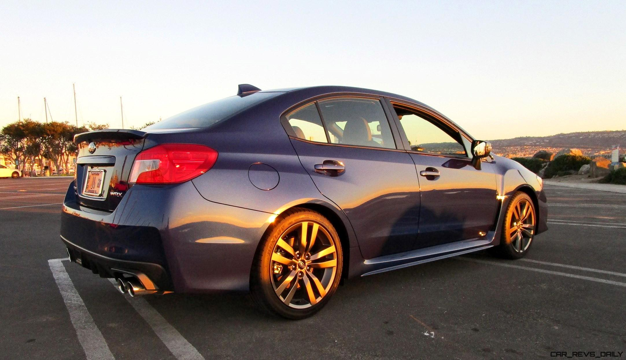 2017 Subaru WRX Limited Sport Lineartronic - Road Test Review - By