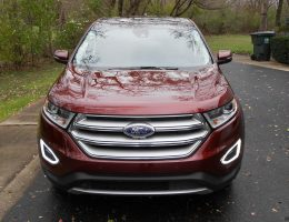 "2016 Ford EDGE Titanium – Road Test Review – By Ken ""Hawkeye"" Glassman"