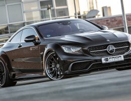 PRIOR DESIGN Widebody S-Class Coupe PD75SC + Forged PD4s