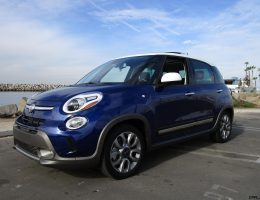 2016 Fiat 500L Trekking – Road Test Review – By Ben Lewis