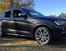 First Drive Photos – 2017 BMW X4 M40i – Widescreen Gallery
