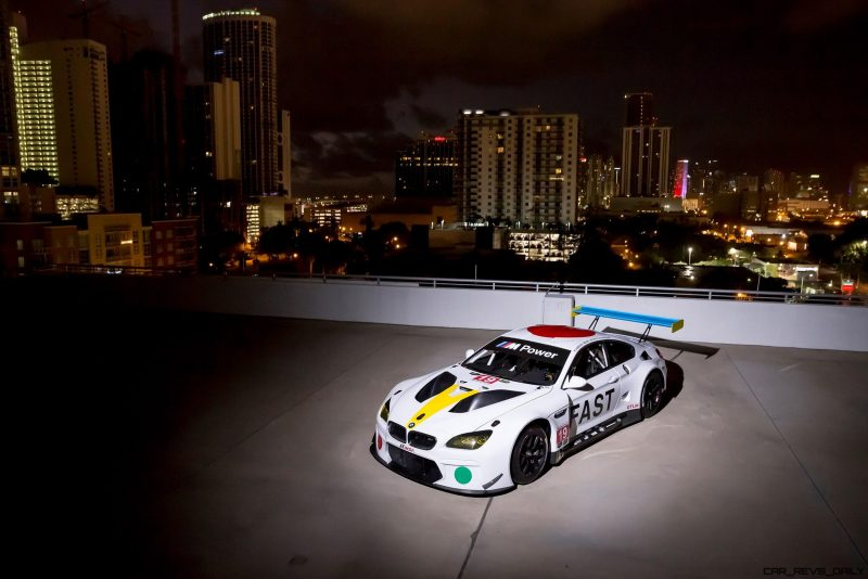 John Balessari BMW M6 GTLM Art Car #19