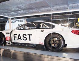 2017 BMW M6 GTLM – 19th BMW Art Car by John Baldessari Will Race DAYTONA