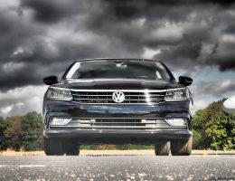 2017 Volkswagen Passat 1.8T SEL Premium – Road Test Review – By Lyndon Johnson