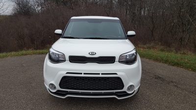 Revised Kia Soul 3