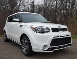 Road Test Review – 2016 Kia Soul + – By Carl Malek