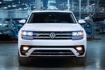 2018 VW Atlas R-Line First Look – Arrives May 2017 to USA Showrooms!