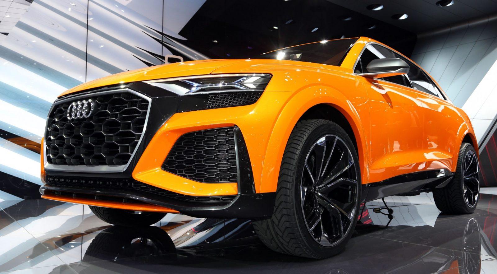 Audi Q8 Confirmed for 2019 Modelyear [22 New Photos] » CAR ...