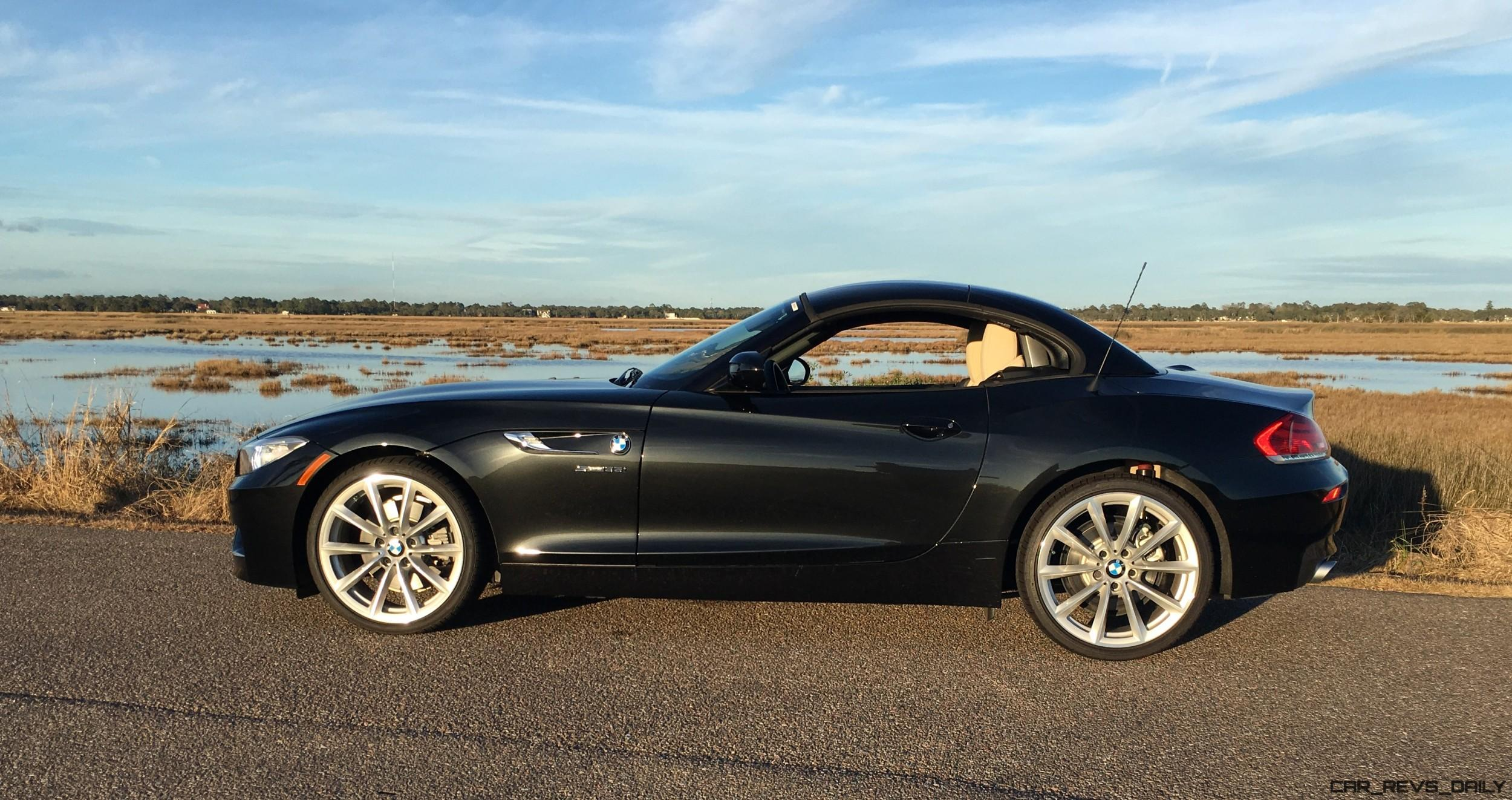 2016 Bmw Z4 M Sport Sdrive35i Hd Walkaround Obituary
