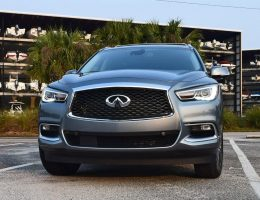 2016 INFINITI QX60 3.5 AWD – HD Road Test Review – By Tom Burkart